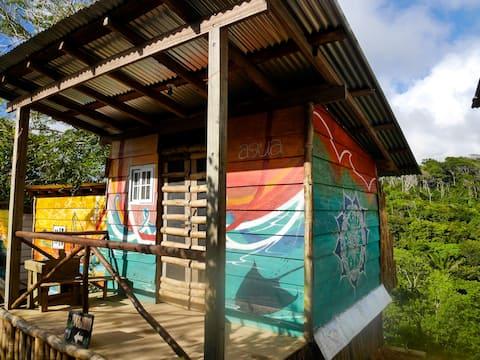 """Cabana """"Agua"""", Dormitory"""