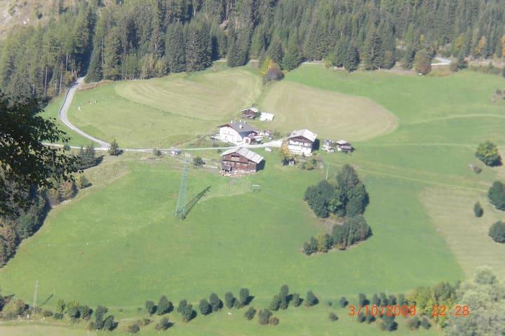 Pichlerhof - Mühlwald - Wohnung