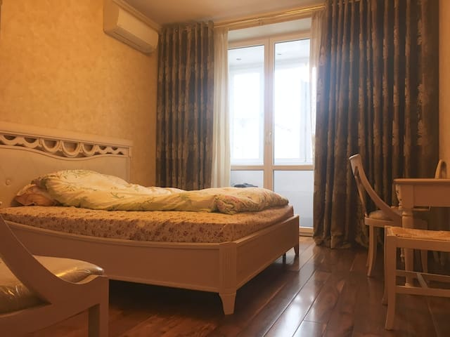 Separate room in cosy decorative private apartment - Moskva - อพาร์ทเมนท์