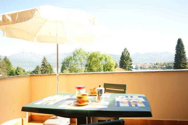 San Martino Serena - Stresa - Lägenhet