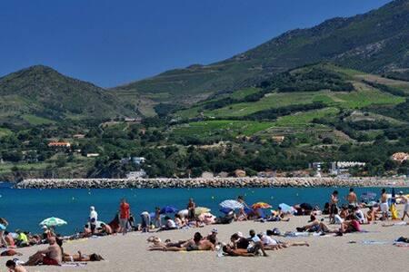 Villa Margarita, à 5 min. de la mer - Argelès-sur-Mer - Villa