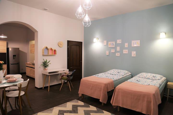 Apartament Ptasie Radio