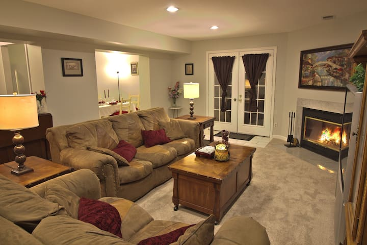 Bright and Spacious Apartment near Quantico - Stafford - Daire