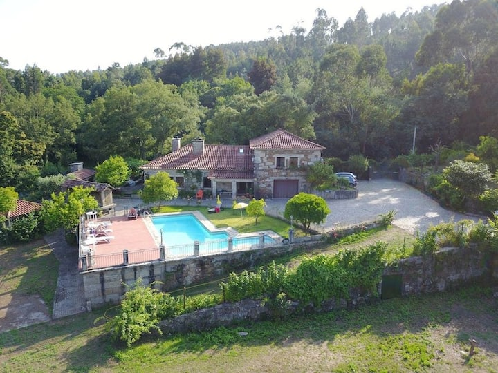 Casa da Portela - Vilar de Mouros