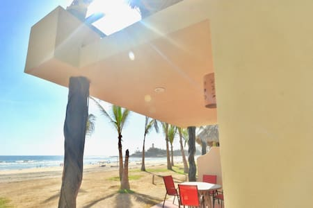 2 Bedroom Ocean FRONT Villa @ Cerritos Surf Town