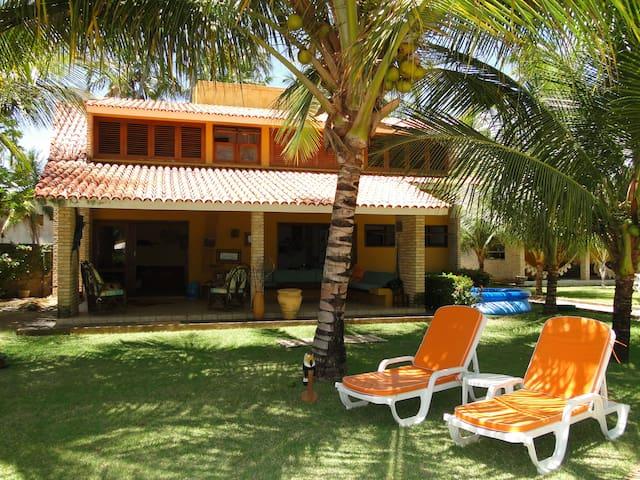 Paraíso em Maragogi - Maragogi - Casa