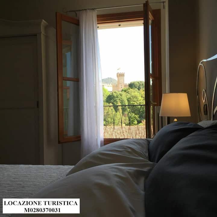 Camera con Vista Este *****Room with a View