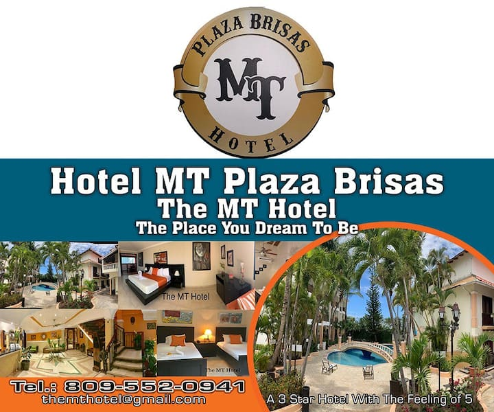 Hotel MT Plaza Brisas de Bavaro
