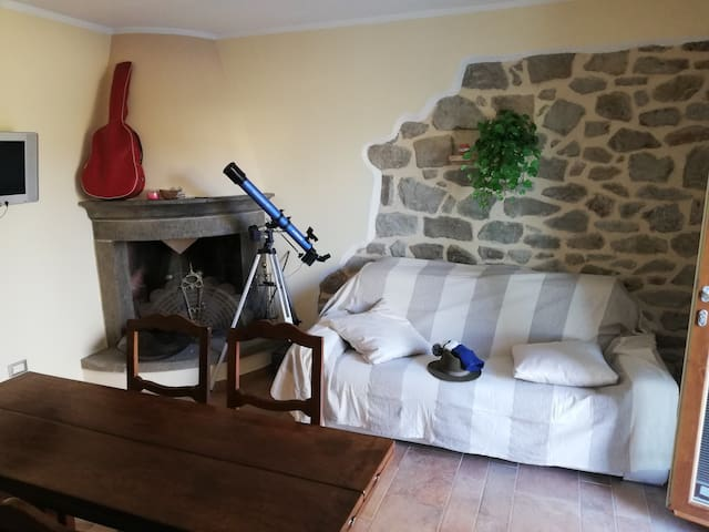 Apartament immersed in the nature of Tuscany