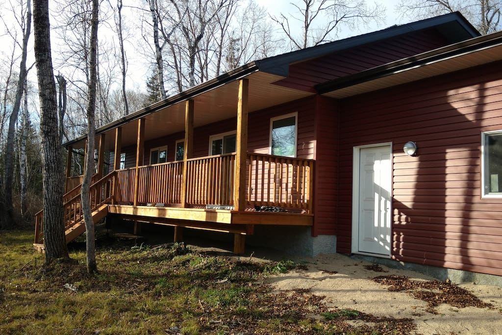 Lakefront Cottage On Lake Winnipeg Cabins For Rent In
