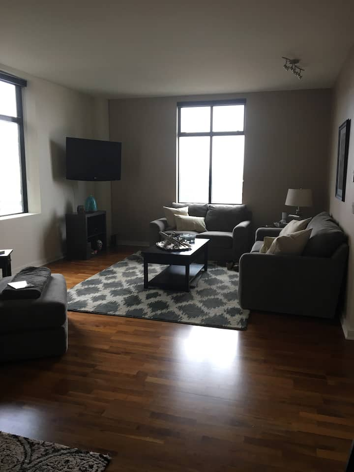 Des Moines best downtown condos!
