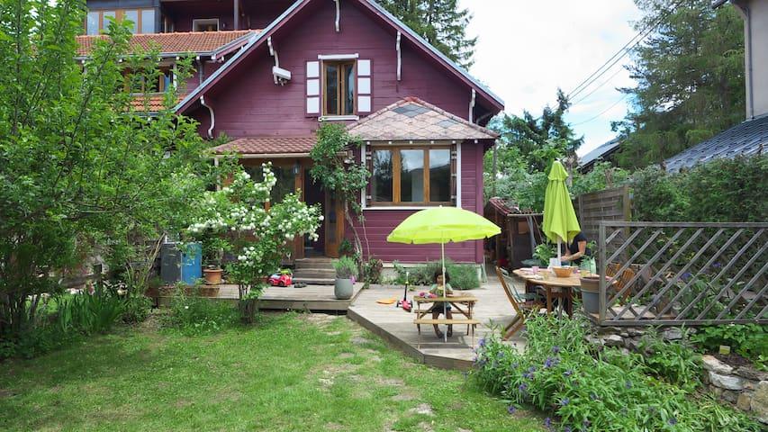 House in village center - Lans-en-Vercors - Rumah