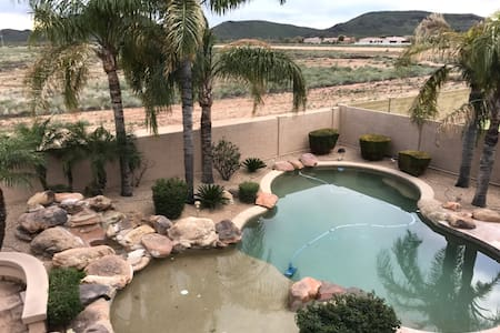CHARMING ONE BR/BA GUESTHOUSE/CASITA NORTH PHOENIX - Glendale - Pensió