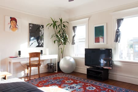 Renovated Oakland Apartment