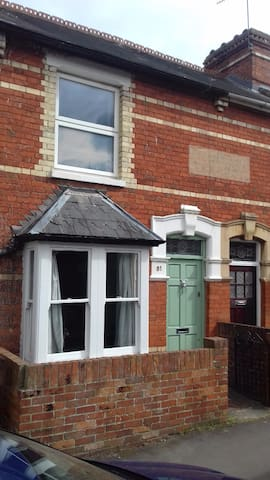 Victorian terrace house in Henley on Thames - Henley-on-Thames - Ev