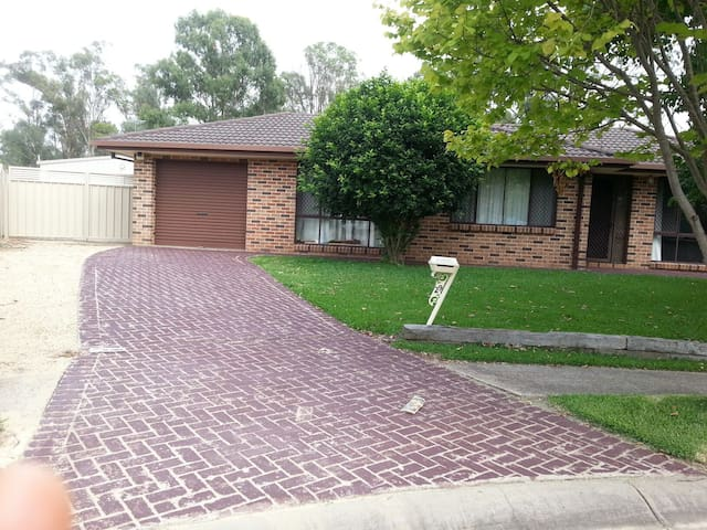 Lovely place for you! - rooty hill - Flat