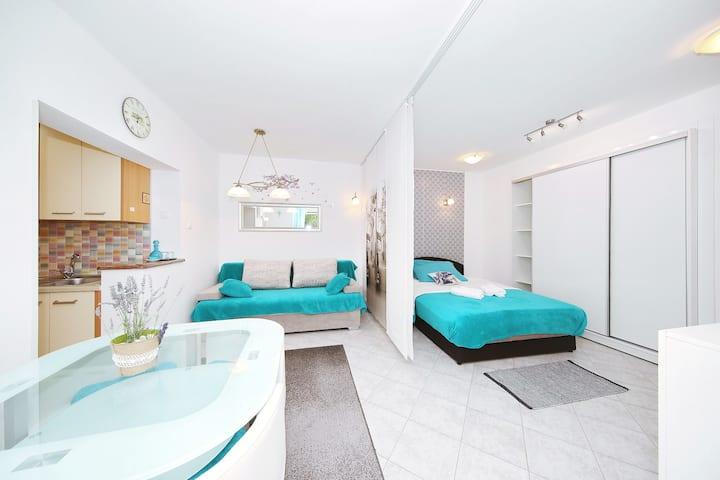Studio apartman BLUE -My Dream  2+2 Zadar