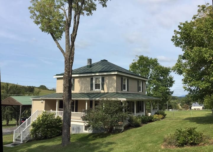 Michie Shire Farmhouse in Lexington VA