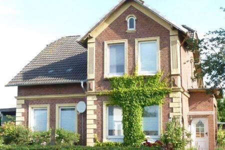 Villa Comtessa - kinderfreundliche Ferienwohnung