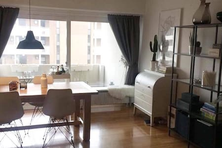 Cozy one-bedroom apartment in Aarhus (Risskov) - Risskov - Pis