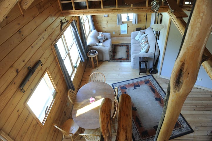 Sawtooth Adventure Cabin, Family Friendly - Stanley - Hus