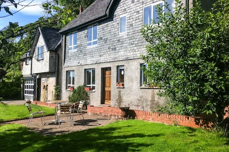 Holiday Cottage close to the beach - Largs