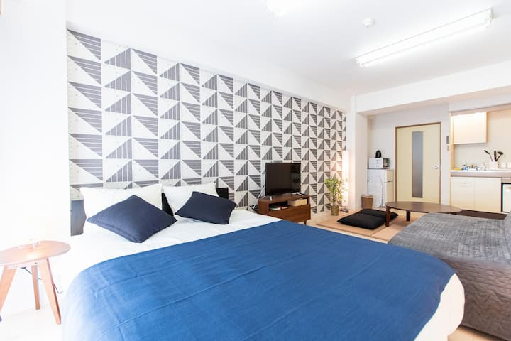 modern & cozy room in Ikebukuro