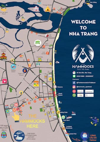 Nha Trang Guidebook from The Hammocks