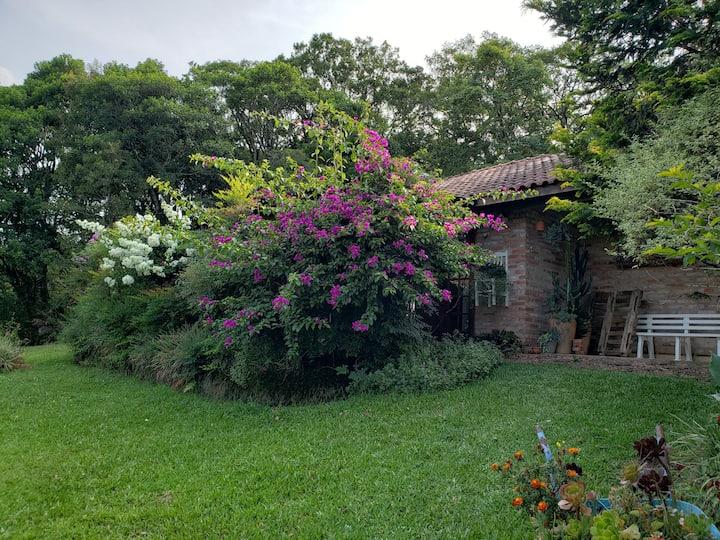 Charme rural da Serra Gaúcha!