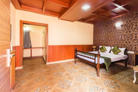 Heritage stay at Westbury road, Ooty - Apartamento