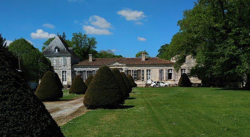 Château des Granges - Virson - Kasteel