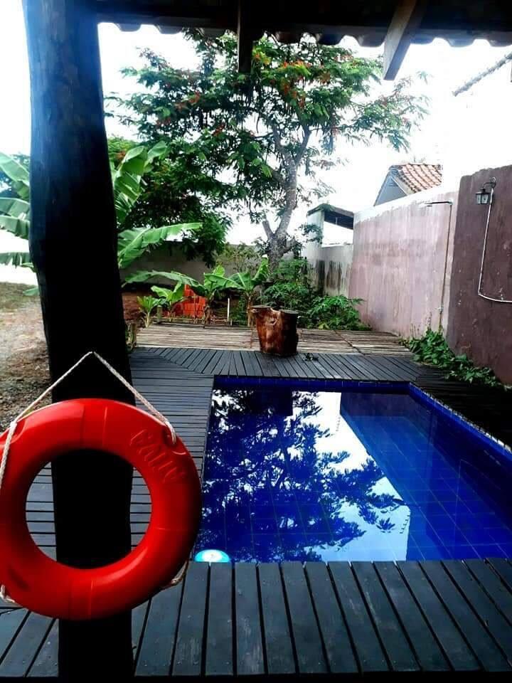 Apartamento com piscina e churrasqueira em bonito