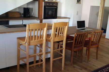 Wohnküche, 3 Schlafzimmer , WG, Balkon - Bergen auf Rügen