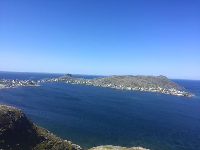 Sonya's guidebook for Fogo Island