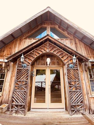 The Loft Cottage at The Farm