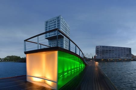 High end Luxury Lakeview Appartment - Almere