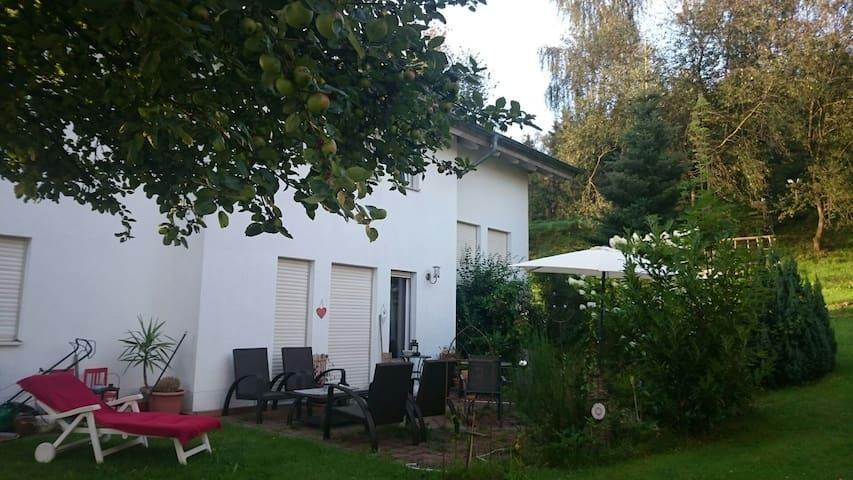 Haus Giverny mit Garten im Bay.Wald - Hohenwarth - Penzion (B&B)