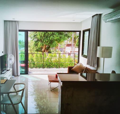 Très Grand Appartement Moderne et neuf - Ko Samui - Lejlighed