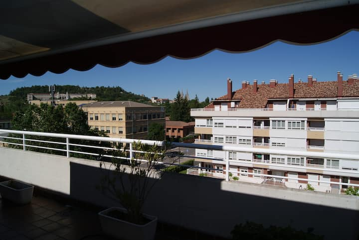 Modern apartament In Burgos. The Way of St. James.