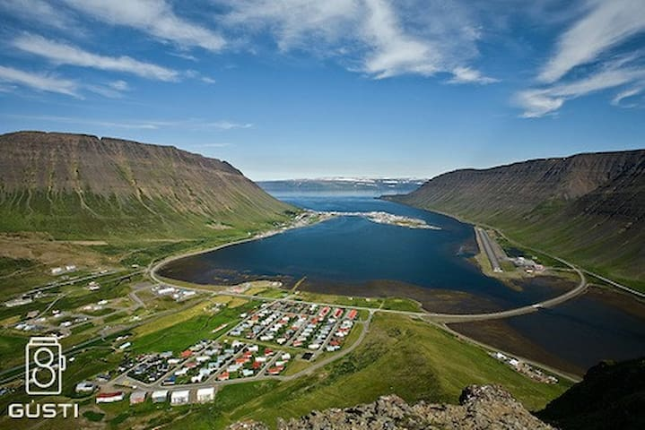 PERFECT APARTMENT IN THE HEART OF ISAFJORDUR