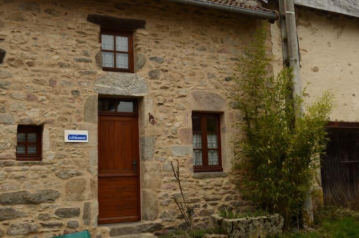 Gîte du Hérisson - Saint-Hilaire-le-Château - Huis