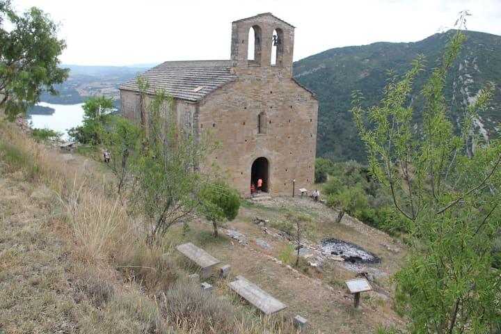ALQUILER EN LA PUEBLA DE CASTRO - La Puebla de Castro - Pis