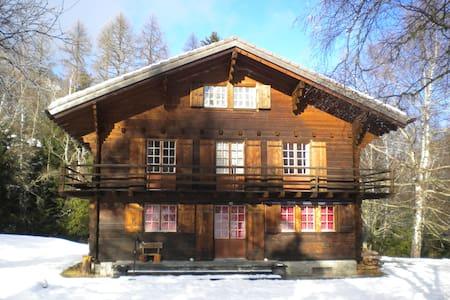 Chalet dans le Val Ferret - Orsières
