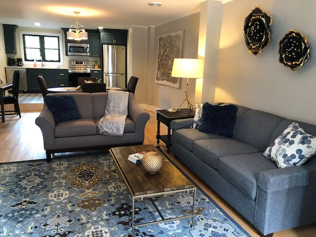 Galena Luxury Rentals Suite 3. Downtown brand new!