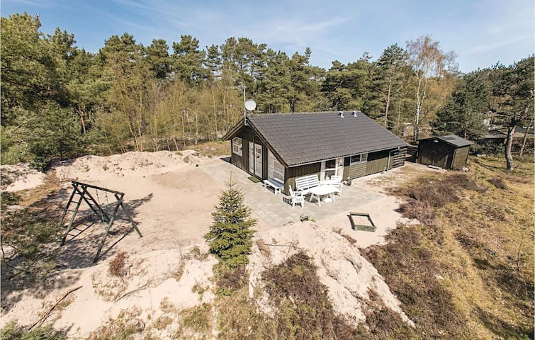 Holiday cottage with 3 bedrooms on 71m² in Nexø