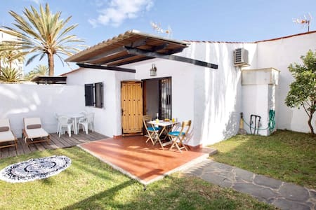 Exclusive bungalow near the beach - San Bartolomé de Tirajana - Domek parterowy