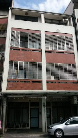 West District Taichung Townhouse