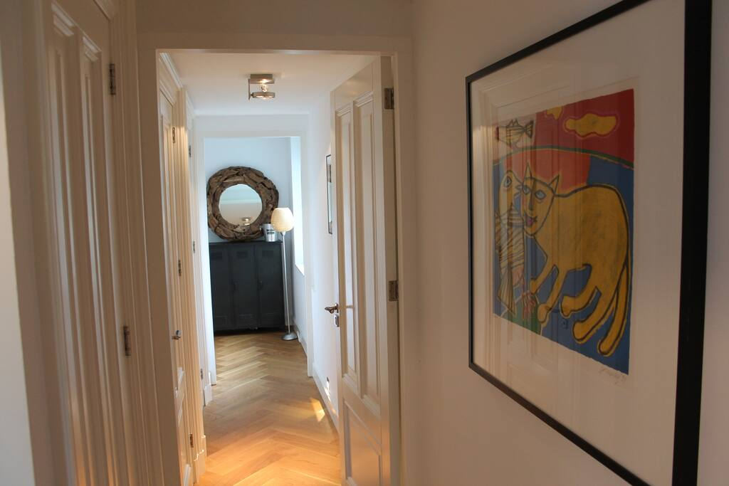 Suite 49 chambre dhote de charme luxe amsterdam for Chambre d hotes amsterdam