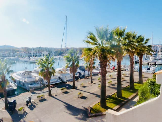 Pied à terre dans le Golf de Saint Tropez