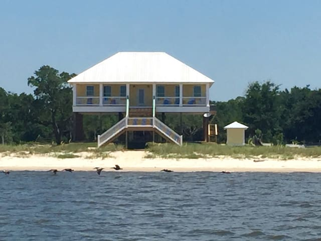 Castaway Key - New July 2016 - Ocean Springs - Haus